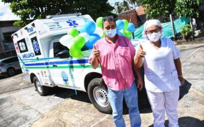 Hospital de Suárez estrena ambulancia